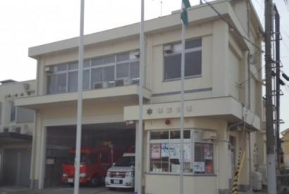 明石市消防署朝霧文分署の画像1