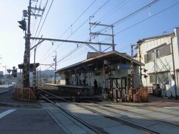 京阪電気鉄道石山坂本線・唐橋前駅の画像1