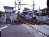 京阪電気鉄道石山坂本線・松ノ馬場駅