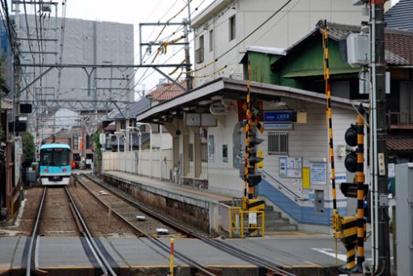 京阪電気鉄道京津線・上栄駅の画像1