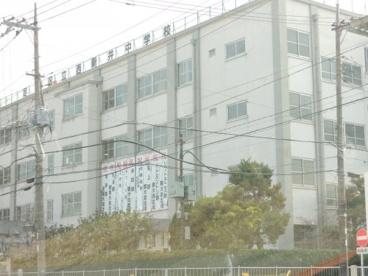 西新井中学校の画像1