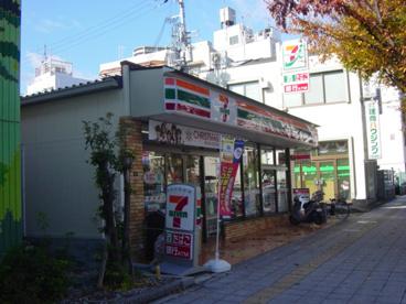 セブンイレブン高槻上田辺町店の画像1