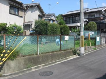 日吉台六番町ばら児童遊園の画像1