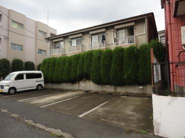 ベルゾーネ布田・駐車場の画像1