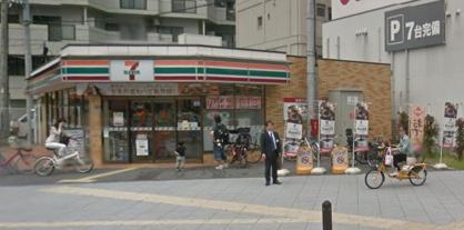 セブン−イレブン大阪福島西通店の画像1