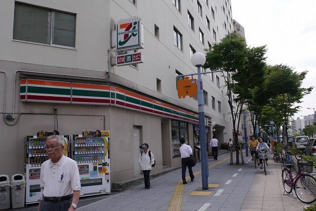 セブン−イレブン大阪福島2丁目店の画像