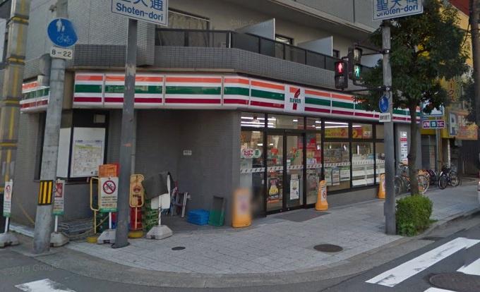 セブンイレブン 大阪福島7丁目店の画像