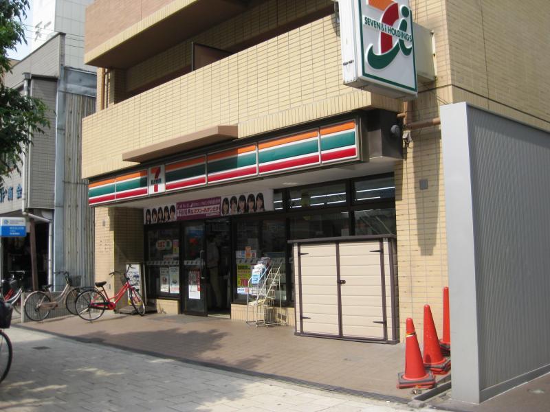 セブンイレブン・大阪天神橋1丁目店の画像