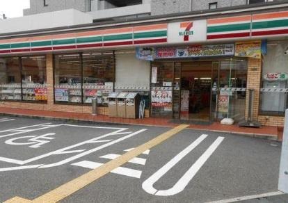 セブンーイレブン大阪本庄西2丁目店の画像
