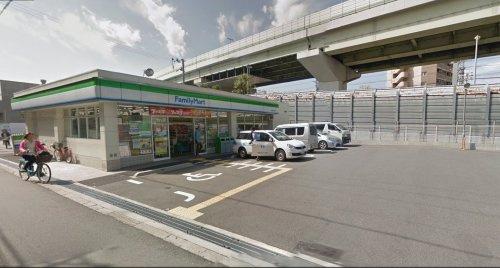 ファミリーマート大開三丁目店の画像