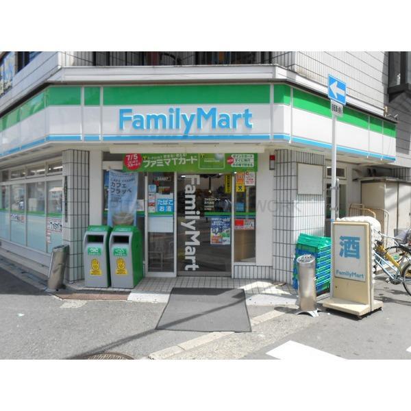 ファミリーマート西天満店の画像