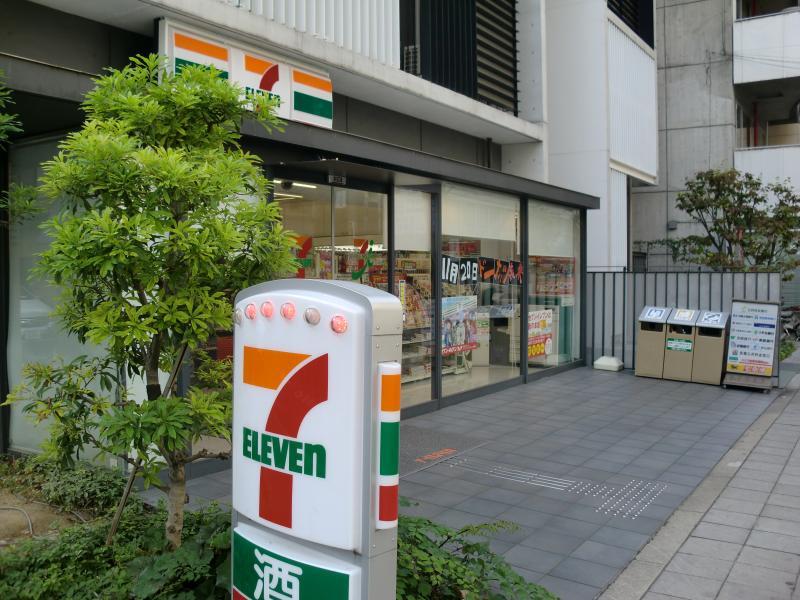 セブンーイレブン大阪平野町3丁目店の画像