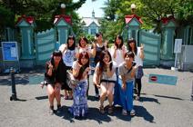 奈良女子大学キャンパス(学生生協提携店)