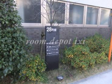早稲田大学28号館の画像1