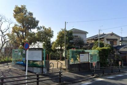 平尾第2児童公園の画像1