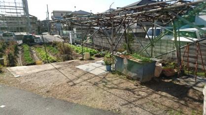 蛍池にあった新鮮野菜の無人販売所の画像3