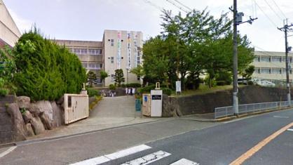 貝塚市立第四中学校の画像1