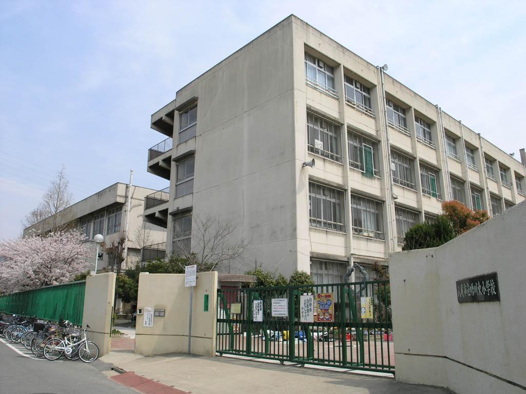 八尾市立 曙川東小学校の画像