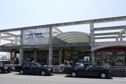 朝霧駅の画像2