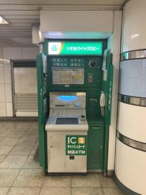りそな銀行 東京メトロ門前仲町駅西口出張所の画像1