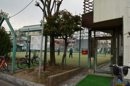 深川庭球場の画像1