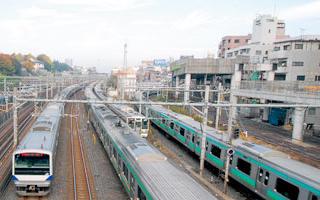 日暮里駅の画像1