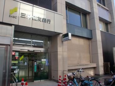三井住友銀行荏原店の画像1