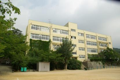 神戸市立長峰中学校の画像1