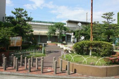 高師浜支線 伽羅橋駅の画像4