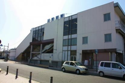 JR阪和線 上野芝駅の画像1