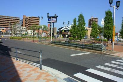 JR阪和線 上野芝駅の画像3