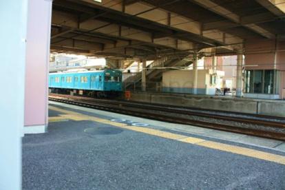 JR阪和線 上野芝駅の画像5