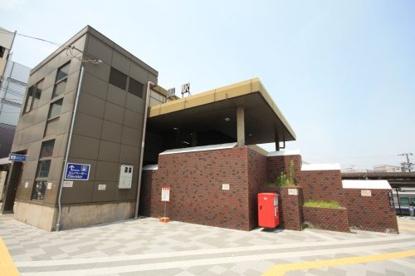 JR阪和線 鳳駅の画像1