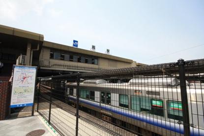 JR阪和線 鳳駅の画像2