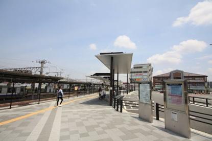 JR阪和線 鳳駅の画像3