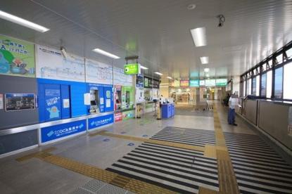 JR阪和線 鳳駅の画像4
