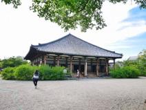 元興寺(がんごうじ)