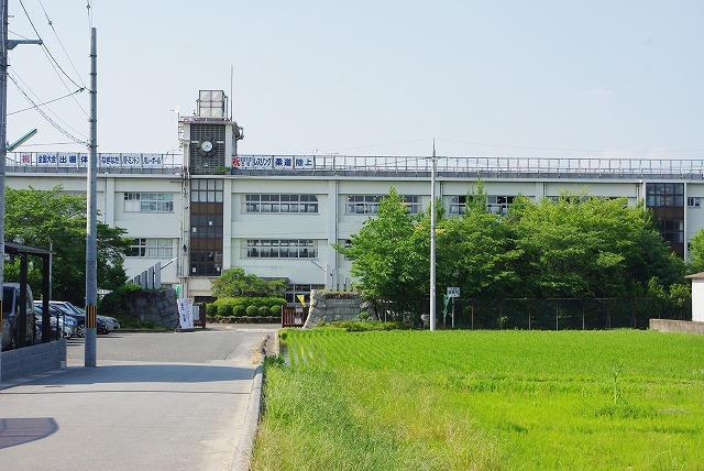 奈良県立添上高等学校の画像