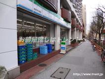ファミリーマート新宿中央公園店