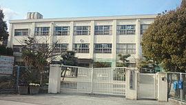 富田林市立第二中学校の画像1