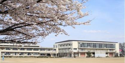 熊谷市立 荒川中学校の画像1