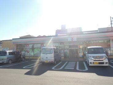 セブンイレブン足立花畑西店の画像1