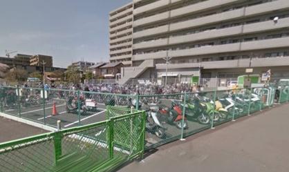 国領西自転車等駐車場の画像1