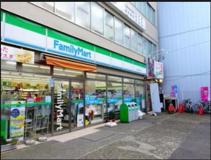 ファミリーマート桜上水駅北店