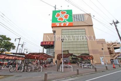 ライフコーポレーション 竹の塚店の画像1