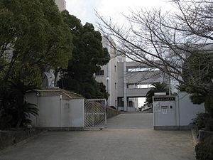 大阪狭山市立 南中学校の画像1