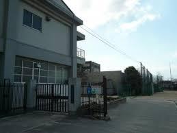 岸和田市立山直中学校の画像1