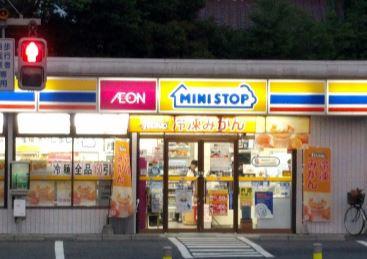 ミニストップ東金田間店の画像1