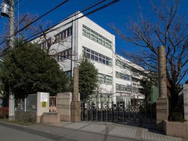 国分寺市立第一中学校の画像1