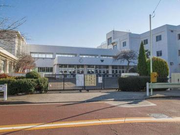 小金井市立小金井第一中学校の画像1